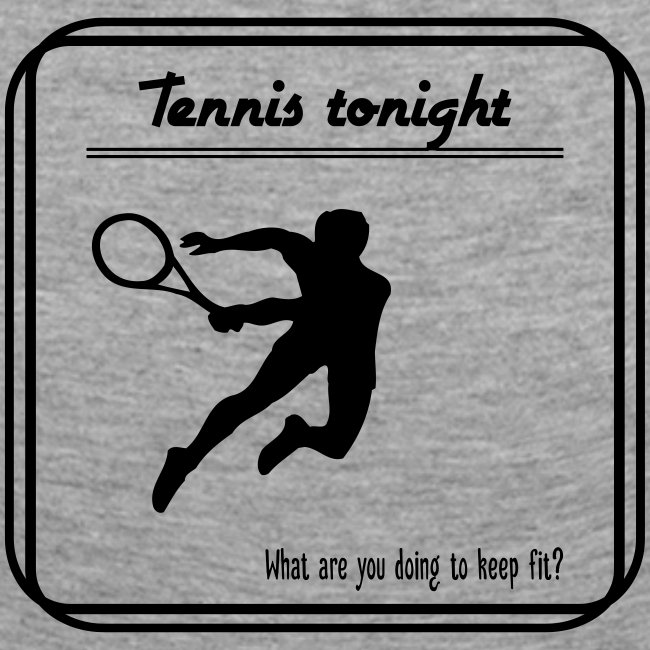 Tennis tonight