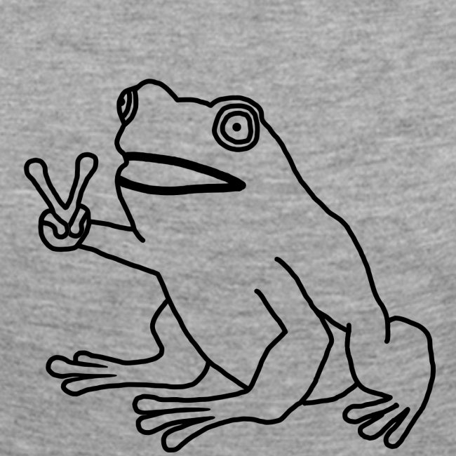 Frog Peace! by Cuerno