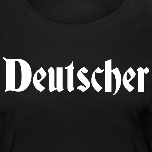 German - Women's Premium Longsleeve Shirt