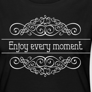 Enjoy every moment - Women's Premium Longsleeve Shirt