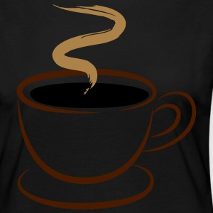 coffee - Women's Premium Longsleeve Shirt