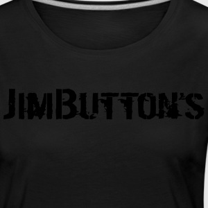 JimButton's black - Women's Premium Longsleeve Shirt