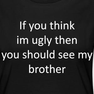 If_you_think_brother - Women's Premium Longsleeve Shirt