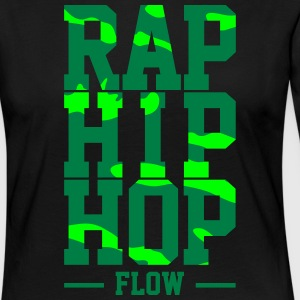 Rap Hip Hop Flow - Women's Premium Longsleeve Shirt