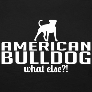AMERICAN BULLDOG whatelse - T-shirt manches longues Premium Femme