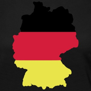 Germany flag - Women's Premium Longsleeve Shirt