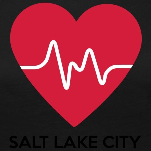 Heart Salt Lake City - Women's Premium Longsleeve Shirt