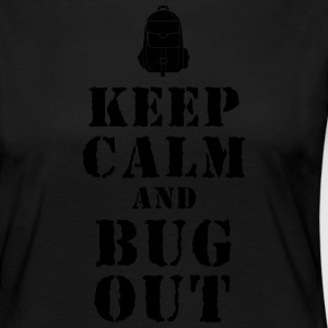 Escape backpack / Bug-Out-Bag Prepper T-Shirt - Women's Premium Longsleeve Shirt