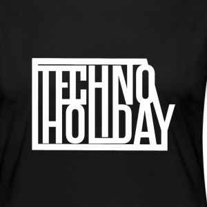 Techno Holiday - Women's Premium Longsleeve Shirt
