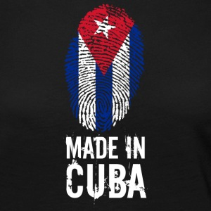Made In Cuba / Cuba - Premium langermet T-skjorte for kvinner