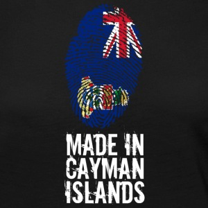 Made In Caymanøyene / Cayman Islands - Premium langermet T-skjorte for kvinner