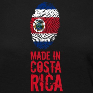 Made In Costa Rica - T-shirt manches longues Premium Femme