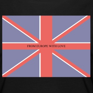 FROM EUROPE WITH LOVE - Women's Premium Longsleeve Shirt