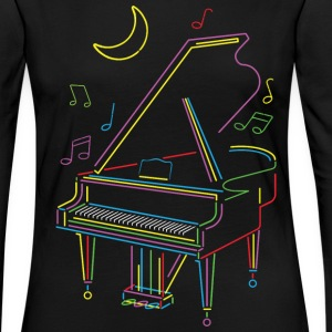 Bright piano - Women's Premium Longsleeve Shirt