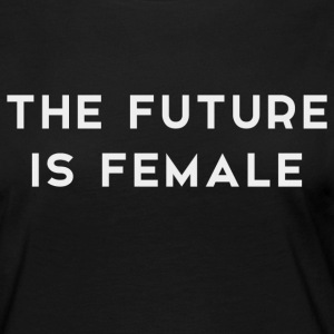 The Future is Female - Women's Premium Longsleeve Shirt