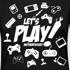 Let's play motherfucker - Women's Premium Longsleeve Shirt