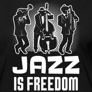I love jazz - Women's Premium Longsleeve Shirt
