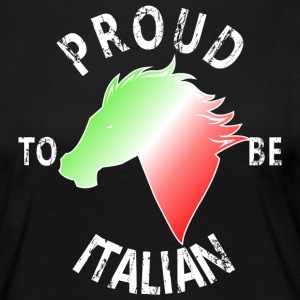 Proud To Be Italian - Women's Premium Longsleeve Shirt