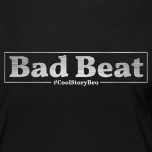 Poker Bad Beat - Långärmad premium-T-shirt dam