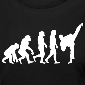 ++Martial Arts Evolution++ - Frauen Premium Langarmshirt