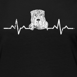 A heart for Stafford terrier - Women's Premium Longsleeve Shirt
