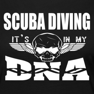 SCUBA DIVING - Es ist in meiner DNA - Frauen Premium Langarmshirt