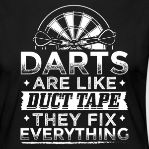 DART DUCT TAPE FIX EVERYTHING - Women's Premium Longsleeve Shirt