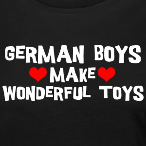 German Men Boys Make Wonderful Toys - Women's Premium Longsleeve Shirt