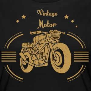 Retro motorcycle - Women's Premium Longsleeve Shirt