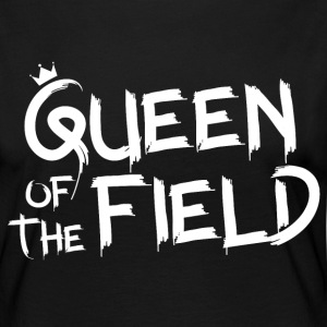Queen of the field - Frauen Premium Langarmshirt