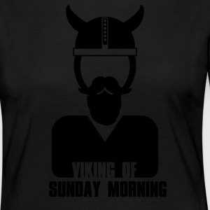 VIKING OF SUNDAY MORNING - Maglietta Premium a manica lunga da donna