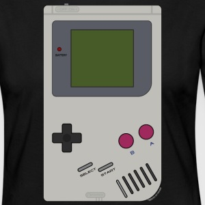 Old School Gaming - Women's Premium Longsleeve Shirt