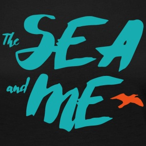 THE SEA AND ME - Women's Premium Longsleeve Shirt
