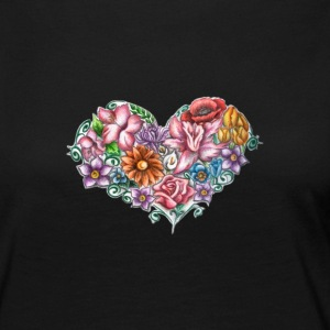 the symbol of the delicacy and joy - Women's Premium Longsleeve Shirt