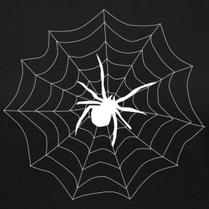Spider on its web - Women's Premium Longsleeve Shirt