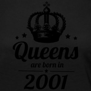 Queens 2001 - Women's Premium Longsleeve Shirt