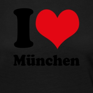 I love Munich - Women's Premium Longsleeve Shirt