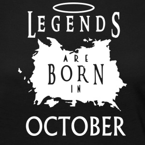 Legends October Birthday - Women's Premium Longsleeve Shirt