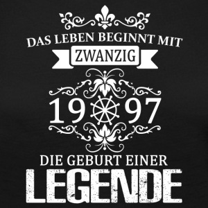 ++ 1997 - The birth of a legend ++ - Women's Premium Longsleeve Shirt