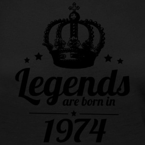 Legends 1974 - Women's Premium Longsleeve Shirt