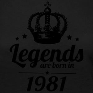 Legends 1981 - Women's Premium Longsleeve Shirt
