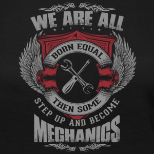 All equal except Mechanics - Women's Premium Longsleeve Shirt