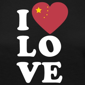 I love China - Women's Premium Longsleeve Shirt