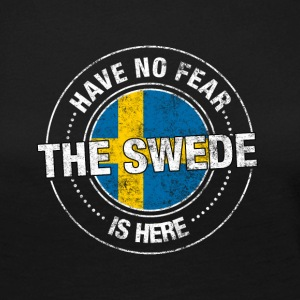 Have No Fear The Swede Is Here - Women's Premium Longsleeve Shirt