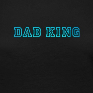 dab dabbing King Football touchdown cool fun sport - Women's Premium Longsleeve Shirt