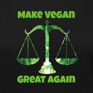 Make vegan world class again - Women's Premium Longsleeve Shirt