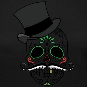 Day of the Dead - Vrouwen Premium shirt met lange mouwen