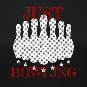 Today only bowling shirt - Women's Premium Longsleeve Shirt
