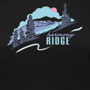 The Ridge - Dame premium T-shirt med lange ærmer