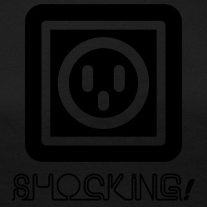 Electricistas: Shocking! - Camiseta de manga larga premium mujer